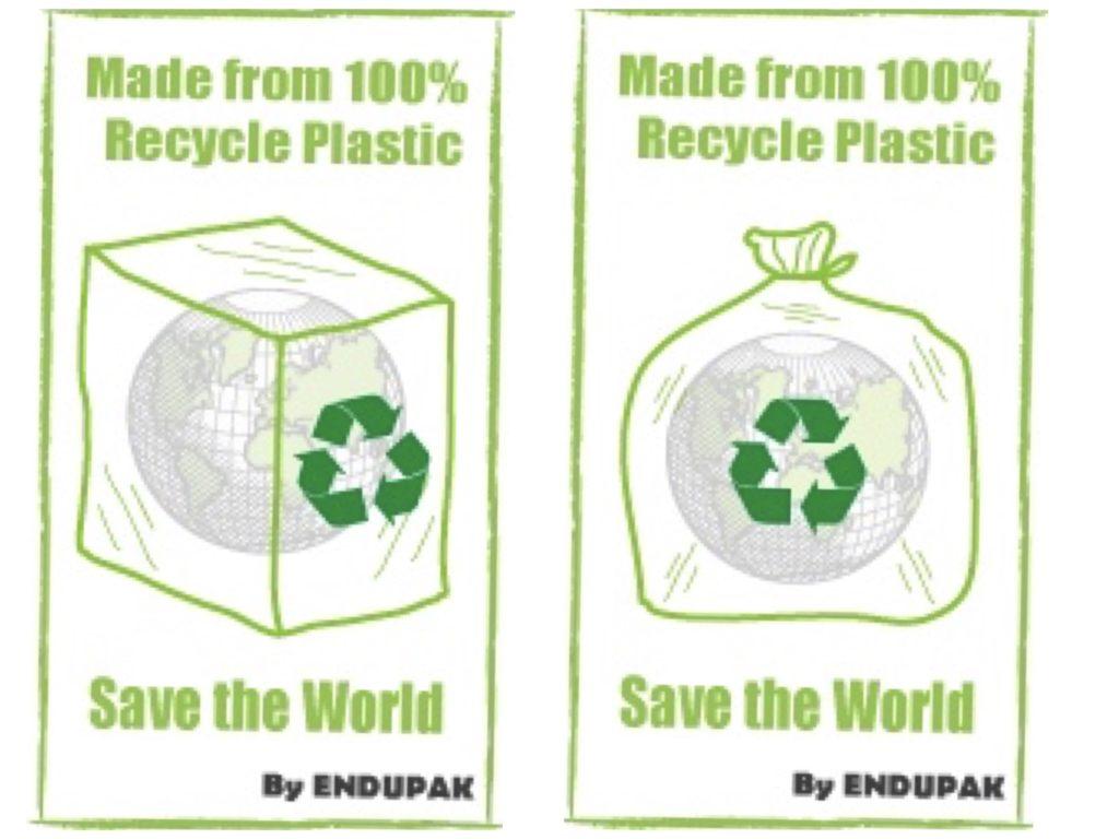 ENDUPAK-Eco Friendly Cover Bag